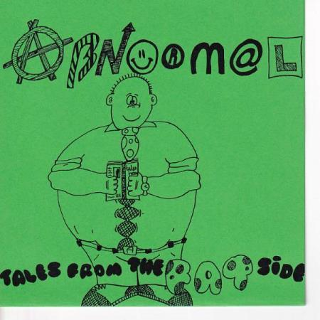 Abnormal - Tales From The Fat Side - EP
