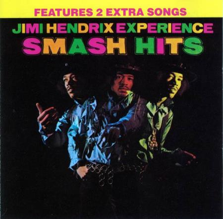 Jimi Hendrix Experience - Smash Hits - CD