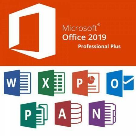 MS Office 2019 ProPlus Lifetime Lisensnøkkel Med Garanti