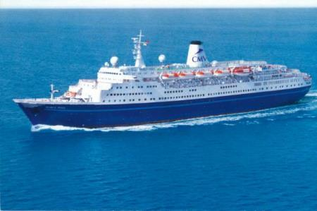 M/S Marco Polo-Cruise and Maritime Voyages.
