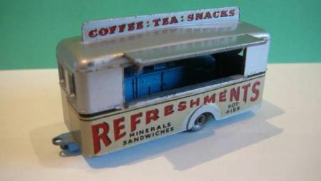 Mobile Refreshments Canteen - Matchbox Lesney No. 74a