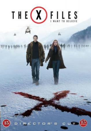 THE X-FILES - I WANT TO BELIEVE (2008) (DVD)