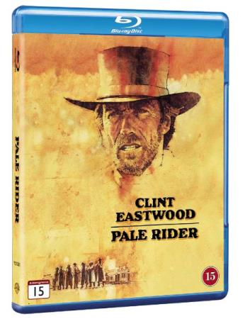 PALE RIDER (1985) (CLINT EASTWOOD) (BLU-RAY)
