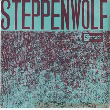 Steppenwolf - Hey Lawdy Mama / Twisted - INDIA PRESSING