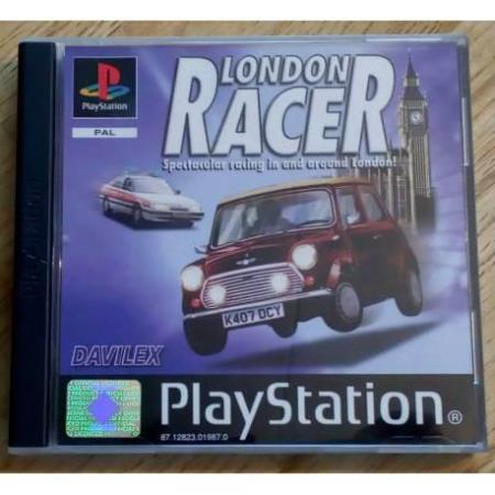 London Racer - Spectacular racing in and around London! PS1