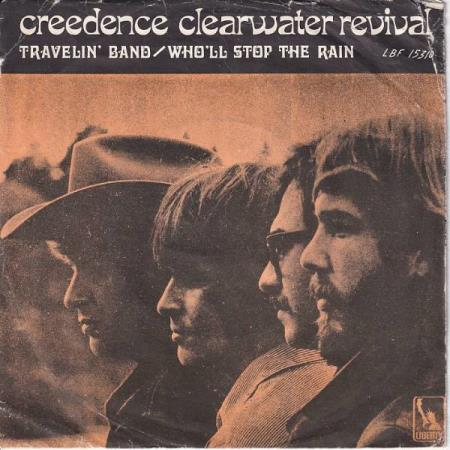 Creedence Clearwater Revival - Travelin Band - NORSK