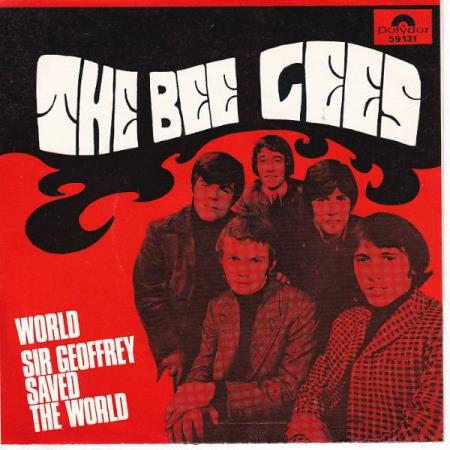 Bee Gees - World / Sir Geoffrey Saved The World - NORSK