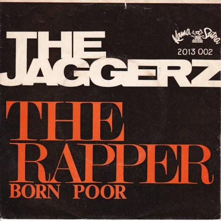 The Jaggerz - The Rapper / Born Poor - NORSK