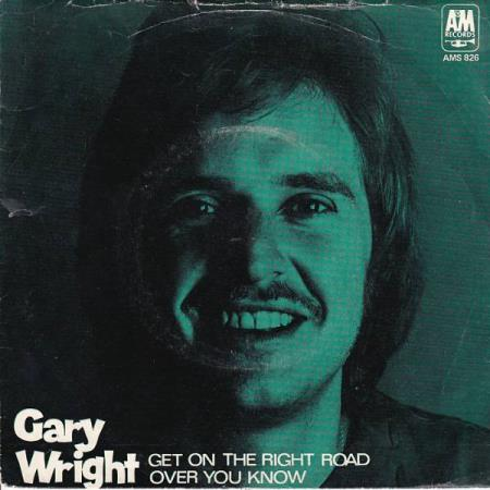 Gary Wright (Spooky Tooth) - Get On The Right Road - NORSK
