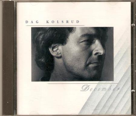 Dag Kolsrud - December - CD - Viggo Sandvik