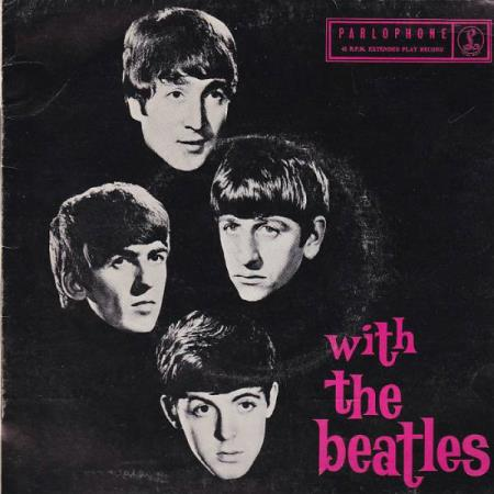 The Beatles - With The Beatles EP - AUSTRALIA