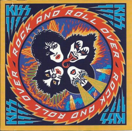 Kiss - Rock And Roll Over - CD