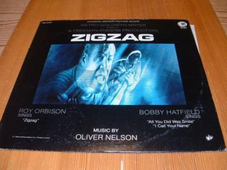 ZIGZAG - MUSIC BY OLIVER NELSON - ROY ORBISON SINGS ZIGZAG