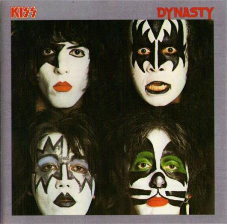 Kiss - Dynasty - CD
