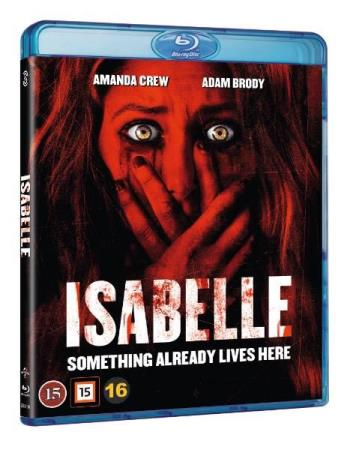 ISABELLE (2018) (HORROR) (BLU-RAY)
