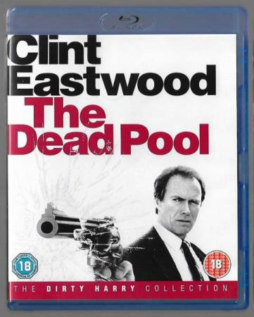 THE DEAD POOL / SUDDEN IMPACT - CLINT EASTWOOD!