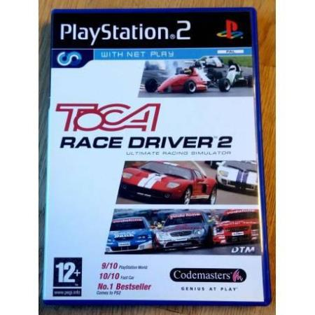 TOCA Race Driver 2 (Codemasters) - Playstation 2