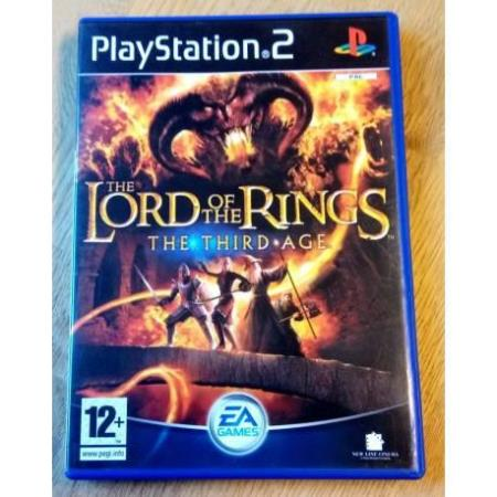 The Lord of the Rings: The Third Age (EA Games) - PS2