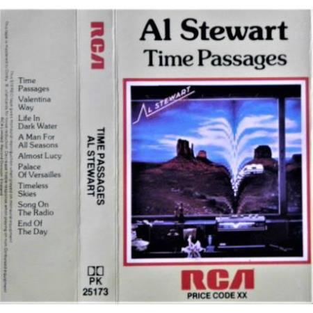 Al Stewart - Time Passages - Kassett