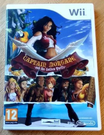 Captain Morgane and the Golden Turtle (Reef Entertainment)