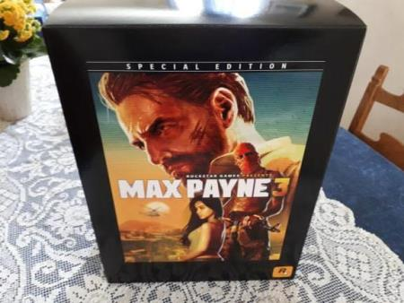 MAX PAYNE 3 - PC LIMITED EDITION (PC)