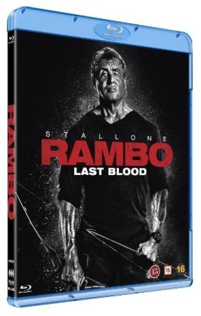 RAMBO 5 - LAST BLOOD (2019) (SYLVESTER STALLONE) (BLU-RAY)