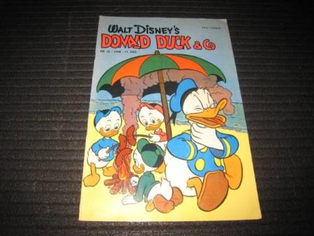Donald Duck nr 15/ 1958 FN/VG