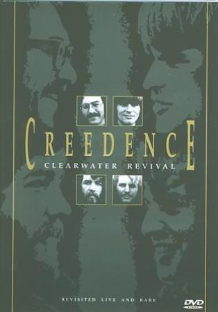 Creedence Clearwater Revival – Revisited Live And Rare