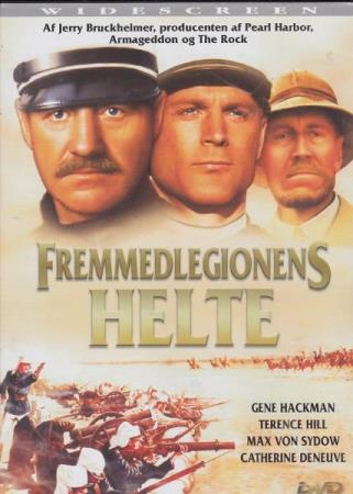 MARCH OR DIE (1977) (GENE HACKMAN/TERENCE HILL) (DVD)