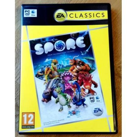 Spore - From the Creators of The Sims (EA Games) - PC