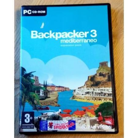 Backpacker 3 - Mediterraneo Expansion Pack (Pan Vision) - PC