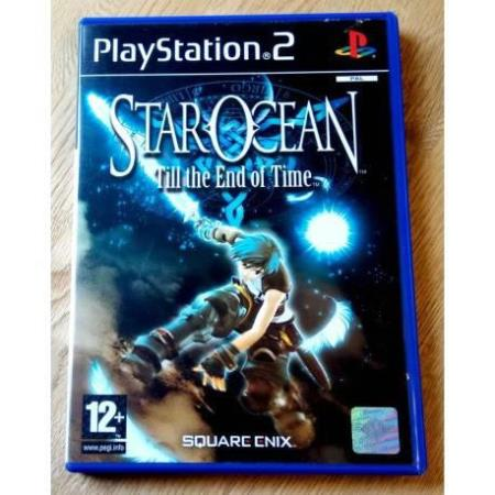 Star Ocean - Till the End of Time (Square Enix) - PS2