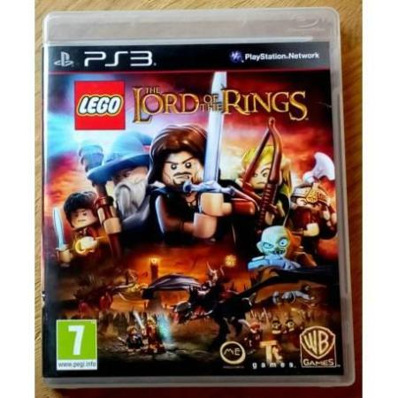 LEGO The Lord of the Rings (WB Games) - Playstation 3
