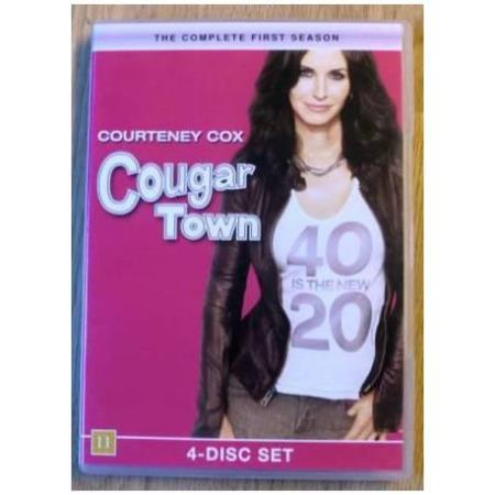 Cougar Town - The Complete First Season (DVD)