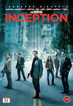 INCEPTION (2010) (THRILLER) (DVD)