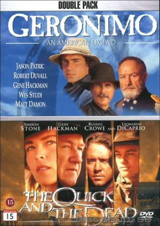 GERONIMO & THE QUICK AND THE DEAD (2 DISC) (DVD)