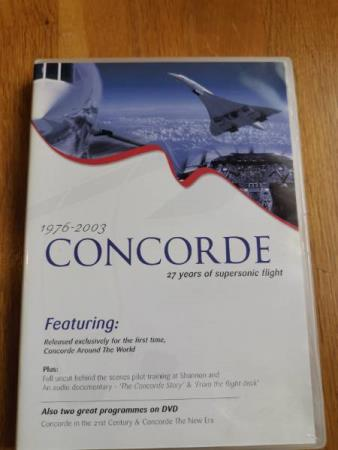 1976-2003 Concorde - 27 years of supersonic flight