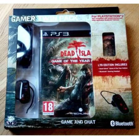 Dead Island - Game of the Year Edition - Game and Chat
