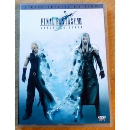 Final Fantasy VII - Advent Children - 2-Disc Special Edition