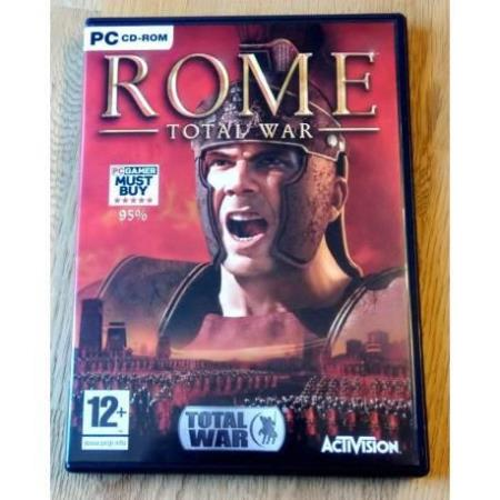 Rome Total War (Activision) - PC
