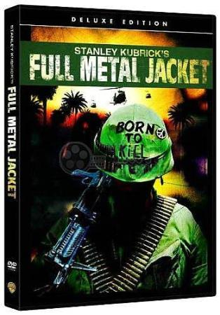 FULL METAL JACKET - DELUXE EDITION (1987) (DVD)