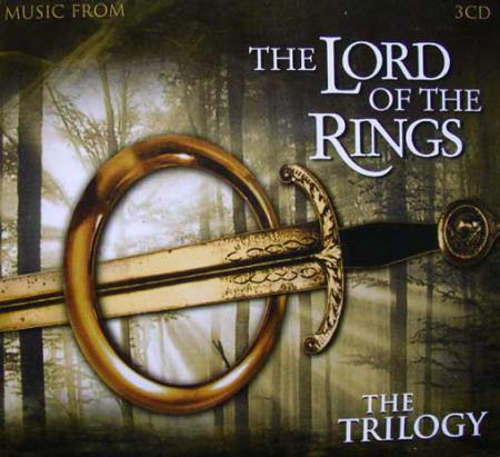 Howard Shore - The Lord Of The Rings: The Trilogy -3CD