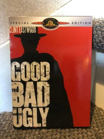 THE GOOD THE BAD AND THE UGLY (1966) (2 DISC) (DVD)
