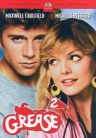 GREASE 2 (1982) (MUSICAL) (MICHELLE PFEIFFER) (DVD)