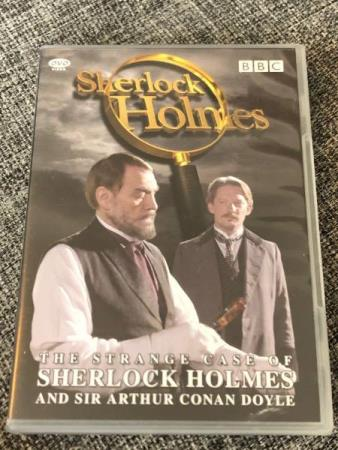 THE STRANGE CASE OF SHERLOCK HOLMES AND SIR ARTHUR C.DOYLE