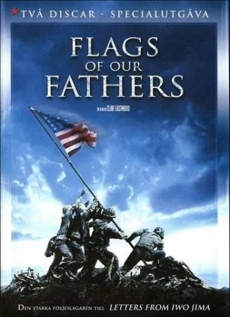 FLAGS OF OUR FATHERS (2006) (2 DISC) (DVD) (UTGÅTT)