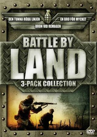 BATTLE BY LAND - 3 PACK COLLECTION (3 DISC) (DVD)