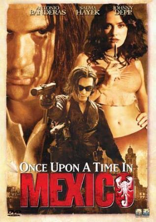 ONCE UPON A TIME IN MEXICO (2003) (KLASSIKER) (DVD)