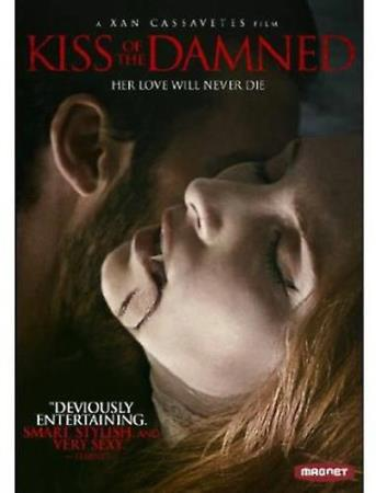 KISS OF THE DAMNED (2012) (HORROR) (DVD)