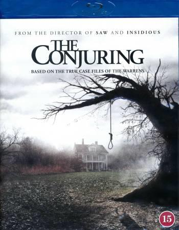 THE CONJURING (2013) (HORROR) (BLU-RAY)